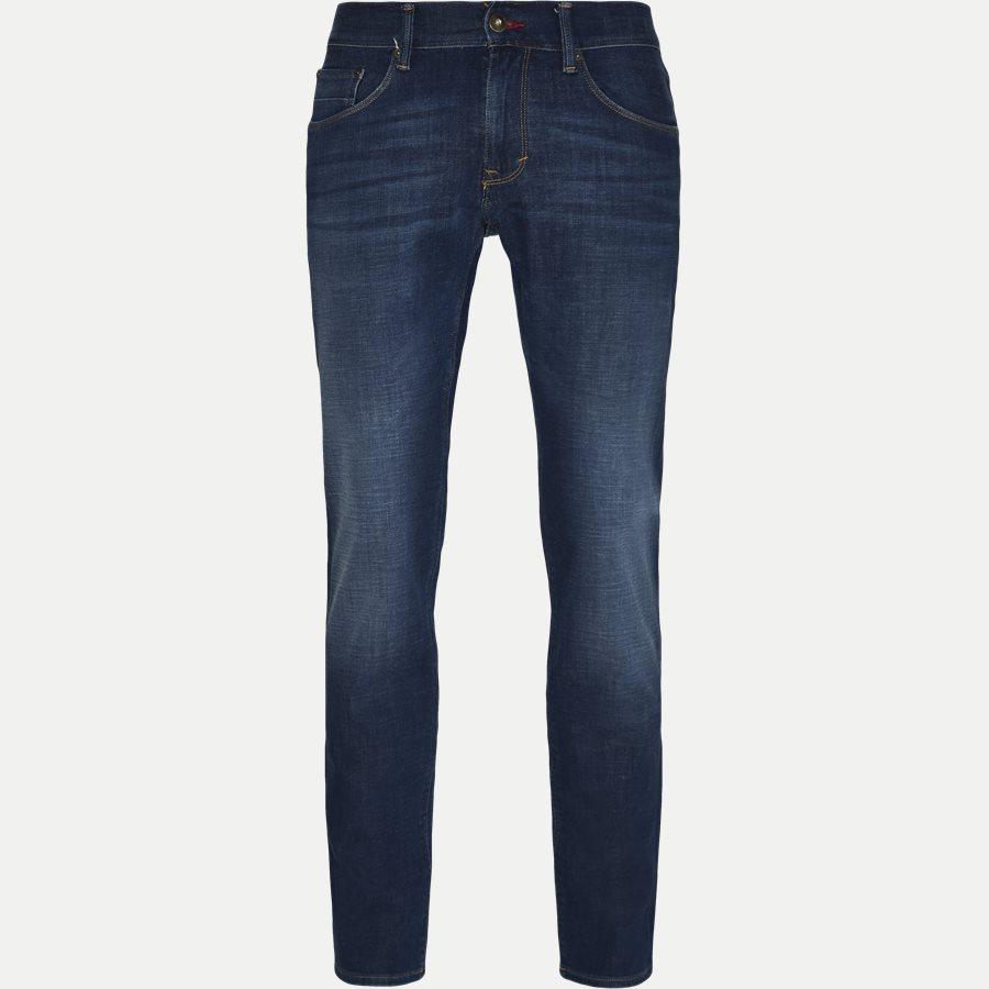 VENICE INDIGO BLEECKER - Venice Bleecker Jeans - Jeans - Slim - DENIM - 1