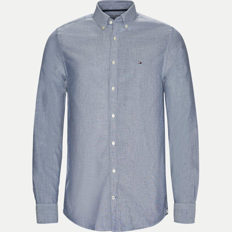 e5b6975da0d ENGINEERED OXFORD - Oxford Button-down Skjorte - Skjorter - Regular - BLÅ -  1