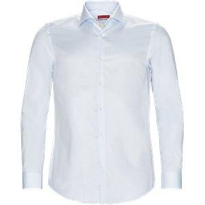 C-Jason Skjorte Slim | C-Jason Skjorte | Blå