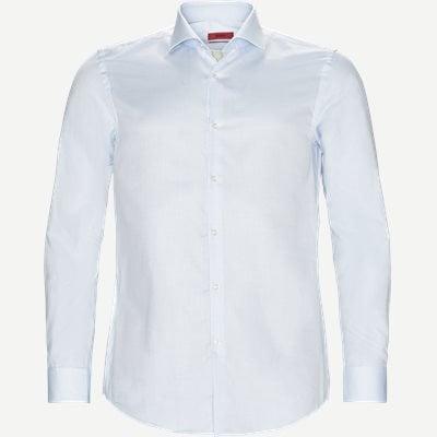 C-Jason Skjorte Slim   C-Jason Skjorte   Blå