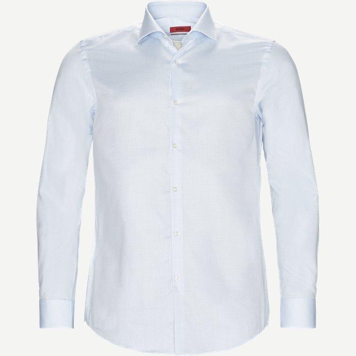 C-Jason Skjorte - Skjorter - Slim - Blå