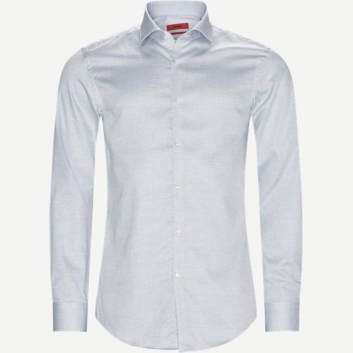 Hemden - Slim - Grau