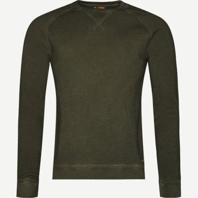 Welan Sweatshirt Regular | Welan Sweatshirt | Army