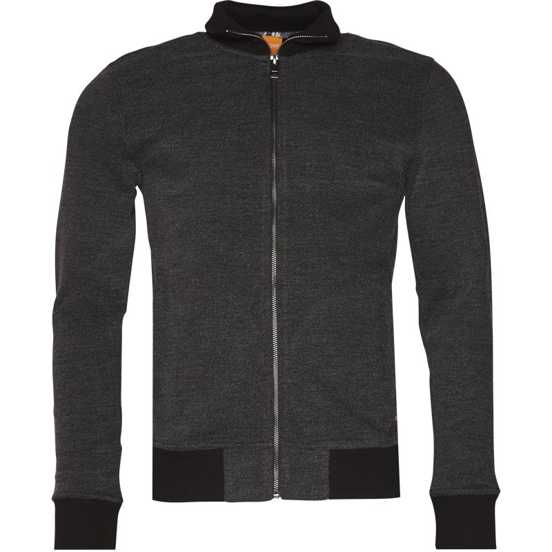 Hugo Boss Orange - Zteel Zip Sweatshirt