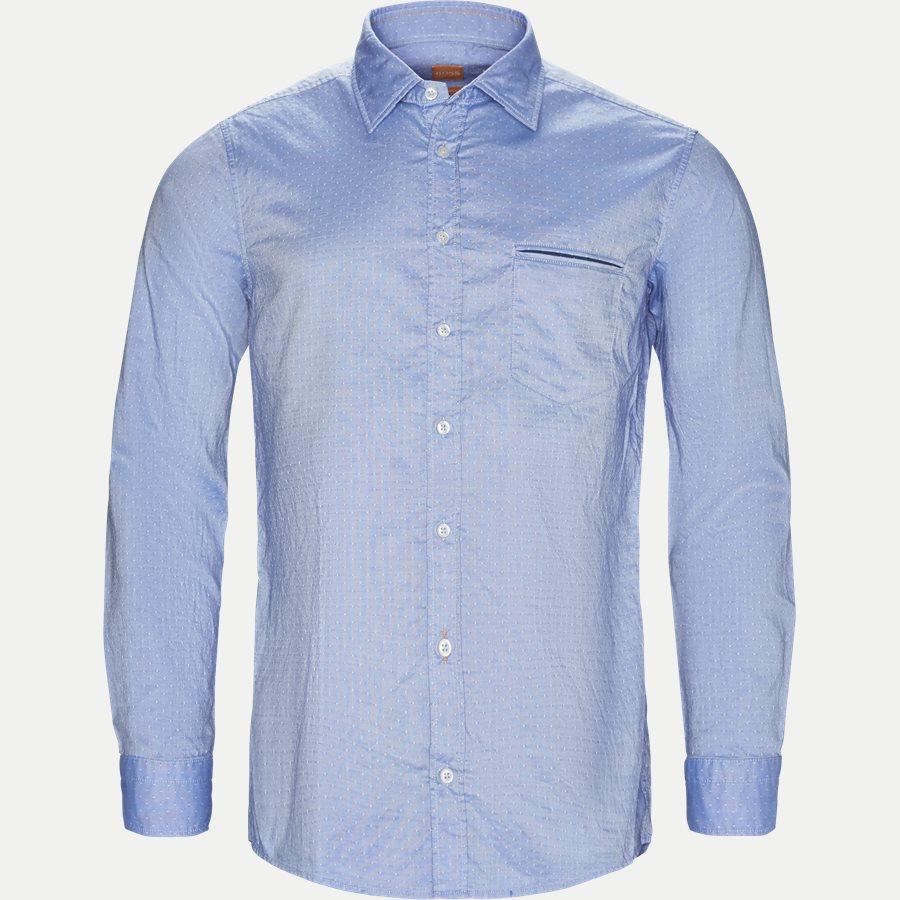 50372686 CLASSY - Classy Skjorte - Skjorter - Regular - BLÅ - 1