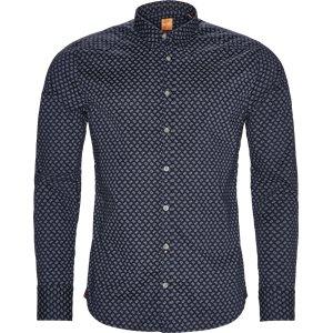 Chill Skjorte Ekstra slim fit | Chill Skjorte | Blå
