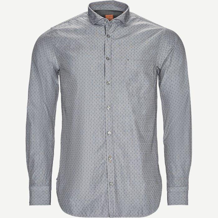 Cattitude Skjorte - Skjorter - Slim - Grå
