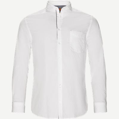 Cattitude Skjorte Slim | Cattitude Skjorte | Hvid