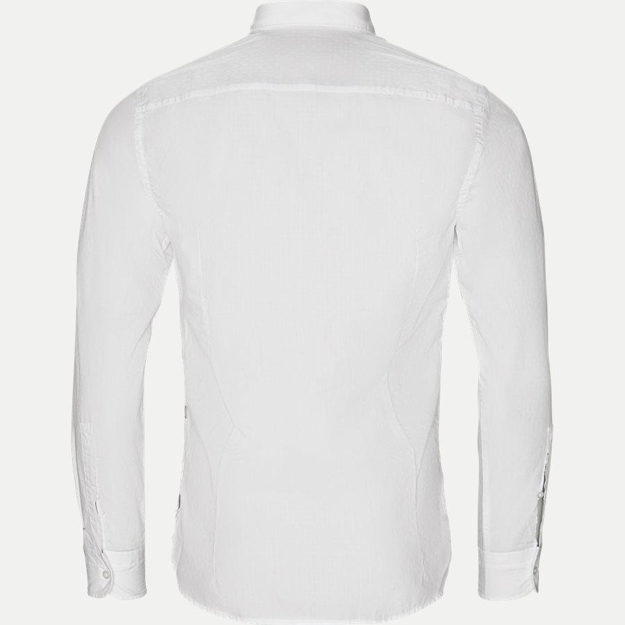 50372881 CATTITUDE - Cattitude Skjorte - Skjorter - Slim - HVID - 2