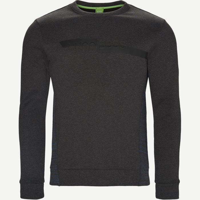 Salbo2 Sweatshirt - Sweatshirts - Regular - Grå