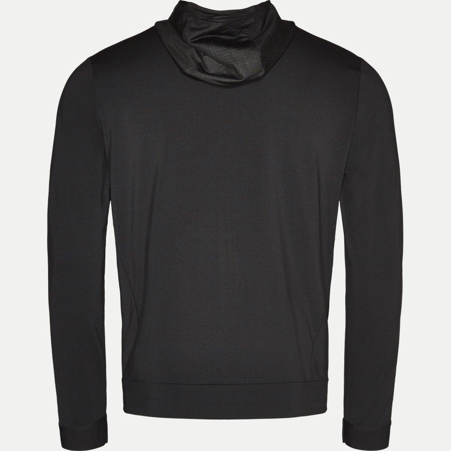 50369666 SAGGYTECH - Saggytech Zip Sweatshirt - Sweatshirts - Slim - SORT - 2