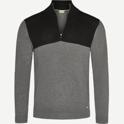 Zeva Half Zip Strik Regular | Zeva Half Zip Strik | Sort