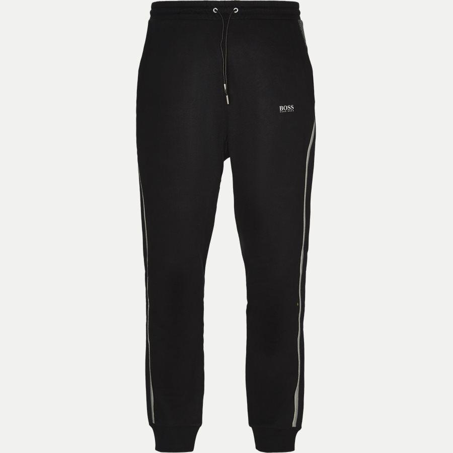 50372512 HALKO - Halko Sweatpants - Bukser - Regular - SORT - 1