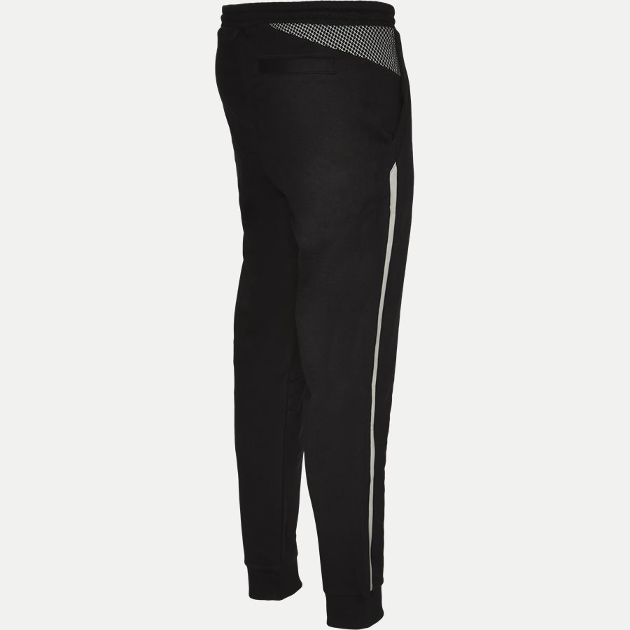 50372512 HALKO - Halko Sweatpants - Bukser - Regular - SORT - 3