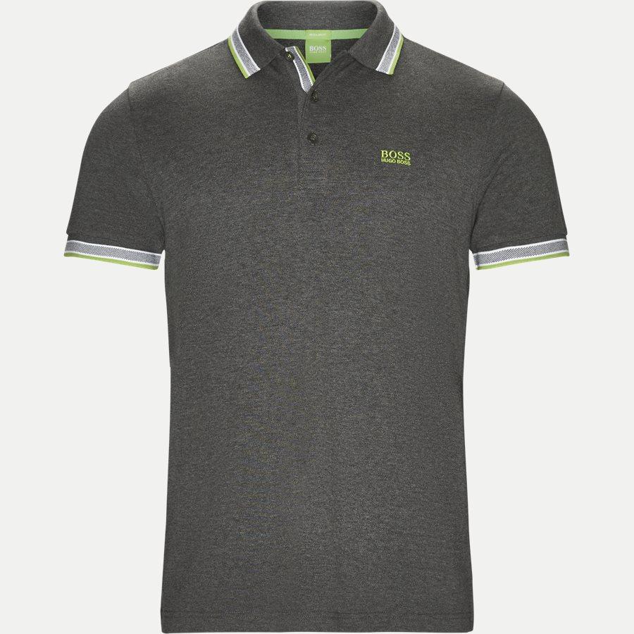 50302557 PADDY, - Paddy Polo T-shirt - T-shirts - Regular - GRÅ - 1