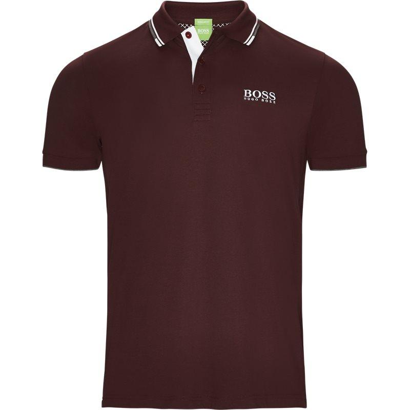 Hugo boss green - paddy pro polo t-shirt fra hugo boss green fra kaufmann.dk