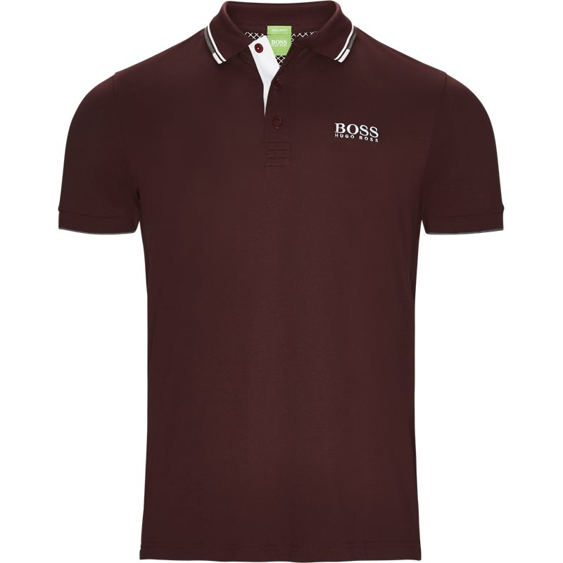 hugo boss green Hugo boss green - paddy pro polo t-shirt på kaufmann.dk
