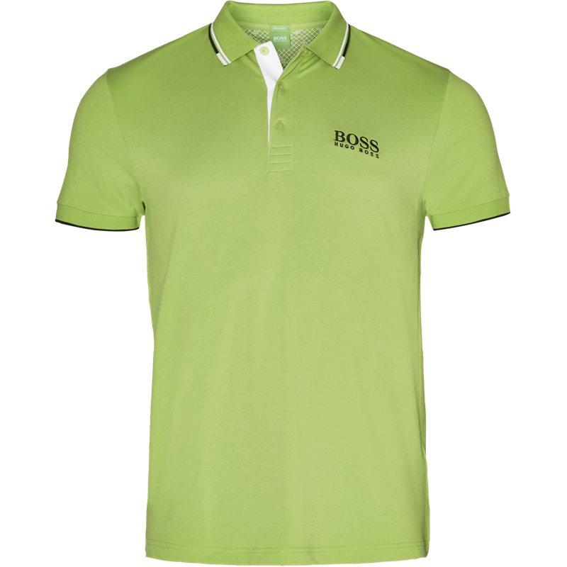 hugo boss green Hugo boss green - paddy pro polo t-shirt på kaufmann.dk