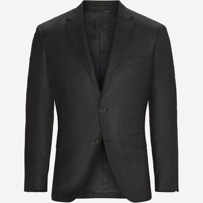 Blazer - Regular - Grau