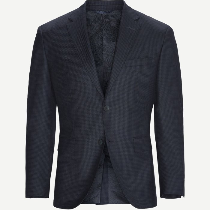 Jewels Blazer - Blazer - Regular - Blå
