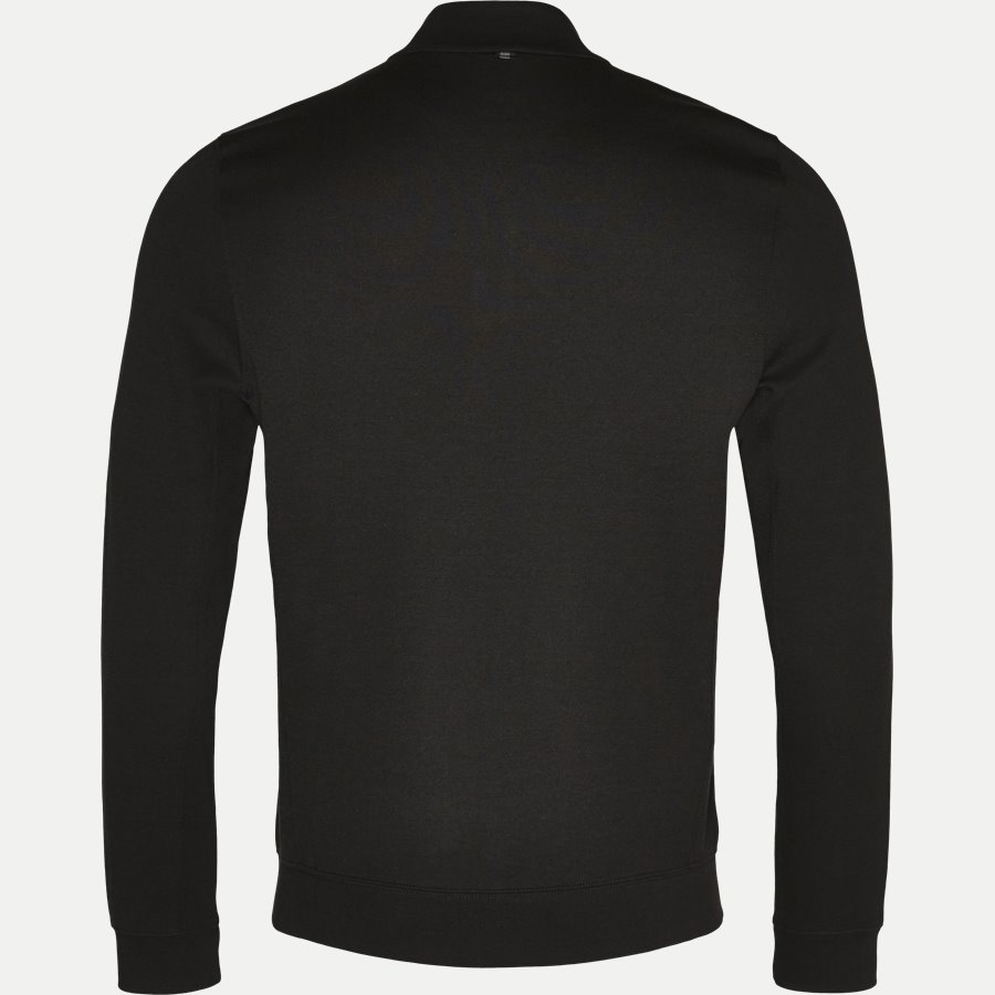 50373302 SOULE 8 - Soule 8 Zip Sweat Jacket - Sweatshirts - Slim - SORT - 2