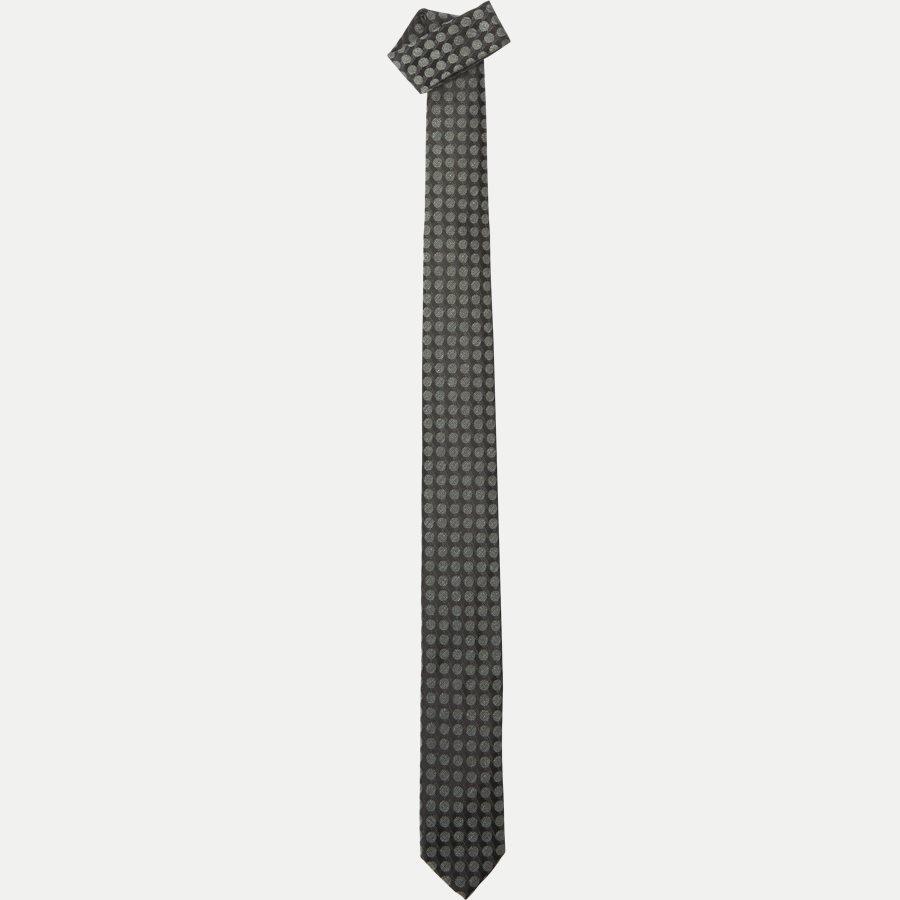 50376078 - Krawatten - GRØN - 1