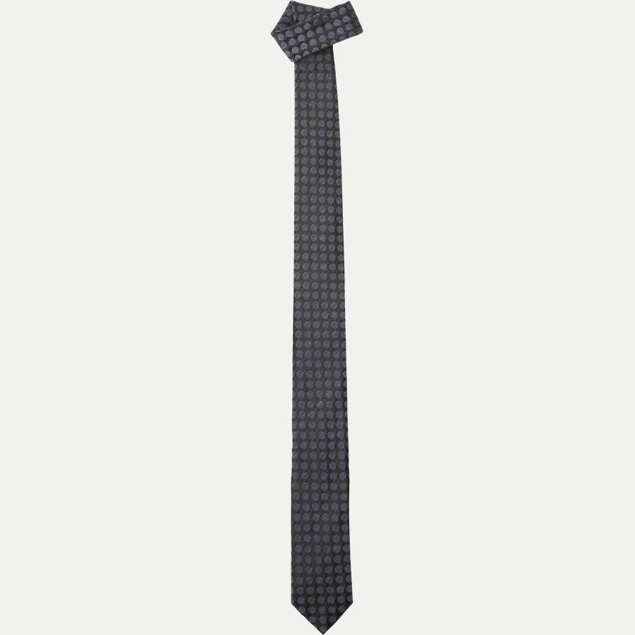 50376078 - Krawatten - SORT - 1