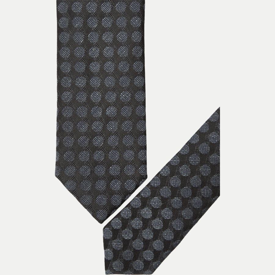 50376078 - Krawatten - SORT - 2