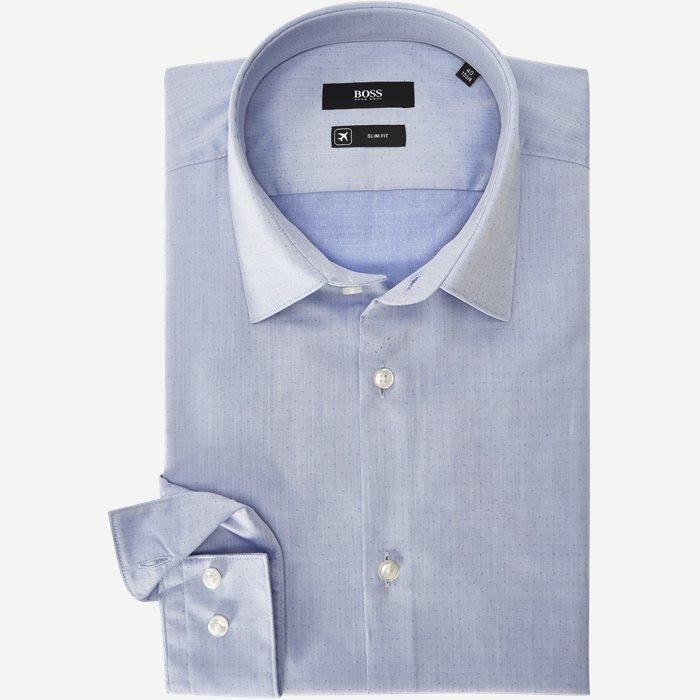 Isko/Enzo Skjorte - Skjorter - Blå