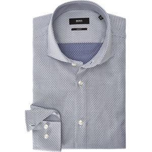 Jason Skjorte Slim | Jason Skjorte | Blå