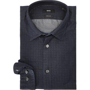 Lance Skjorte Regular | Lance Skjorte | Blå