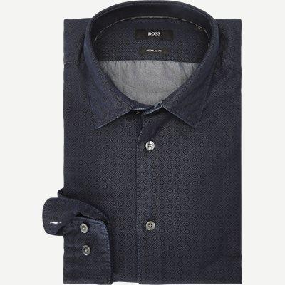 Lance Skjorte Regular   Lance Skjorte   Blå