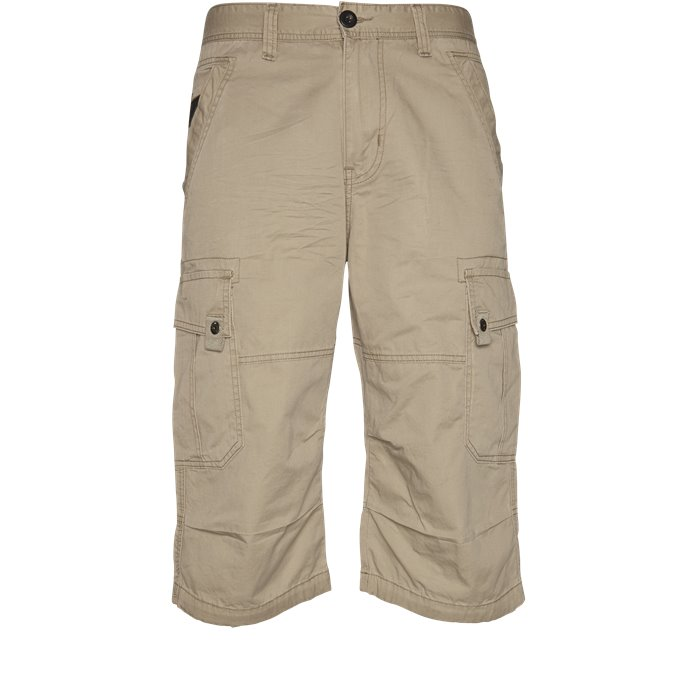 Shorts - Custom fit - Sand