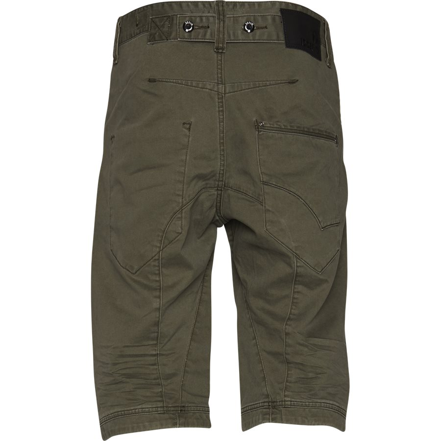 BAGGY ONE 74193 - BAGGY ONE - Shorts - Loose - GRØN - 2