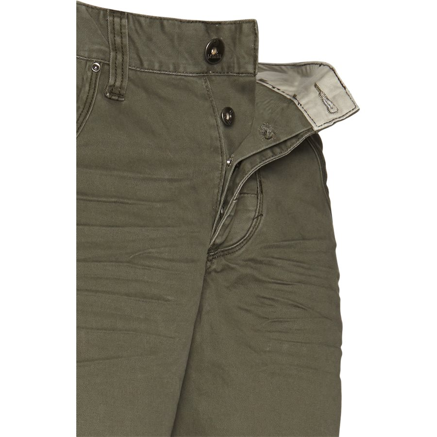 BAGGY ONE 74193 - BAGGY ONE - Shorts - Loose - GRØN - 4