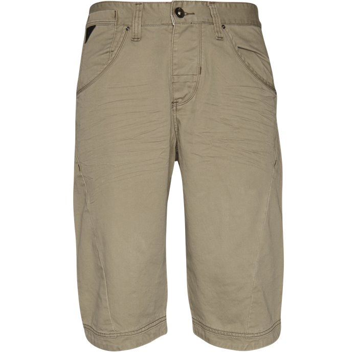 BAGGY ONE - Shorts - Loose - Sand