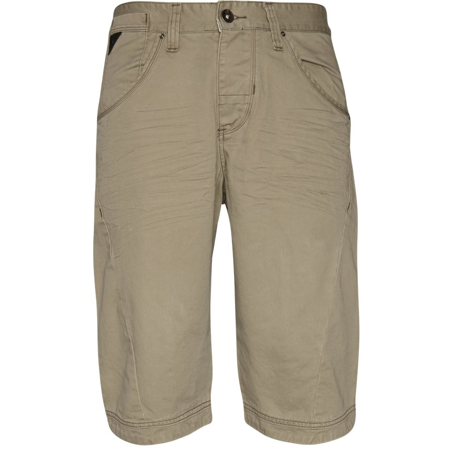 BAGGY ONE 74193 - BAGGY ONE - Shorts - Loose - KHAKI - 1