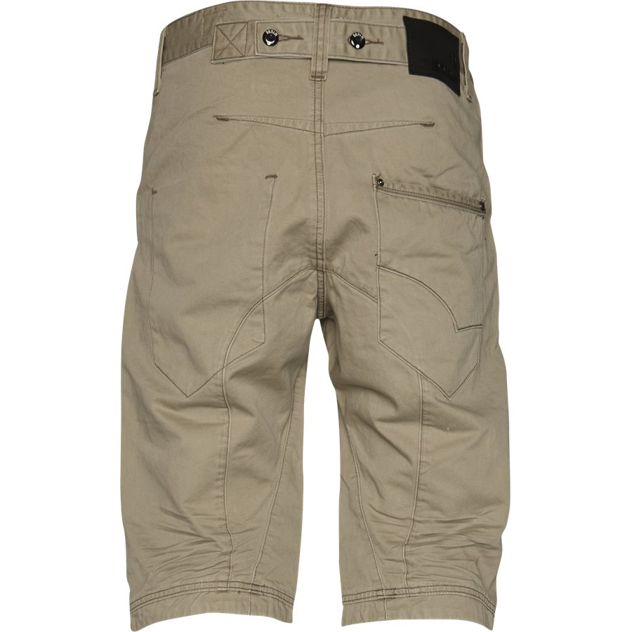 BAGGY ONE 74193 - BAGGY ONE - Shorts - Loose - KHAKI - 2