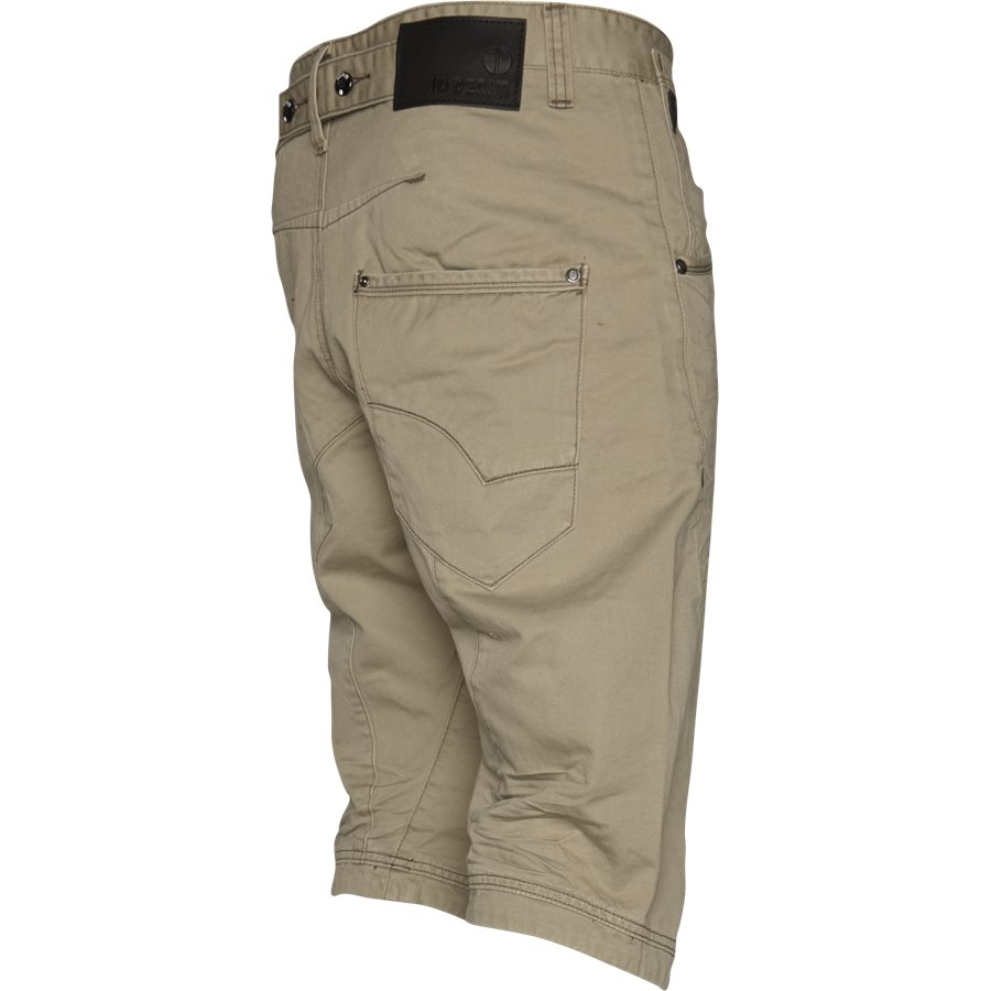 BAGGY ONE 74193 - BAGGY ONE - Shorts - Loose - KHAKI - 3