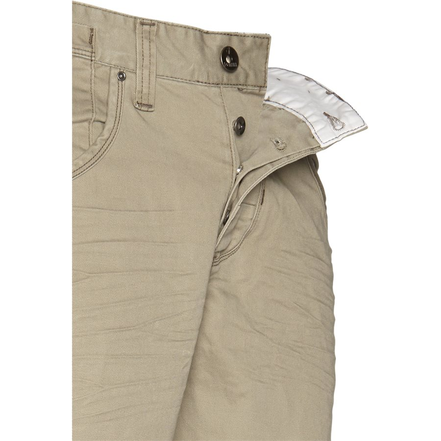 BAGGY ONE 74193 - BAGGY ONE - Shorts - Loose - KHAKI - 4