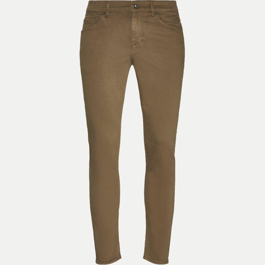 63894 EVOLVE - Evolve Jeans - Jeans - Slim - CAMEL - 1