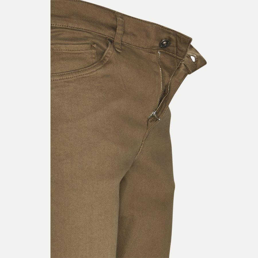 63894 EVOLVE - Evolve Jeans - Jeans - Slim - CAMEL - 4