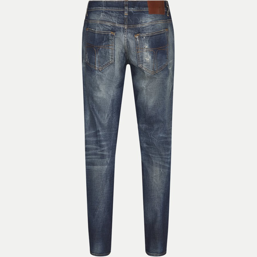 63761 EVOLVE - Evolve Jeans - Jeans - Slim - DENIM - 2