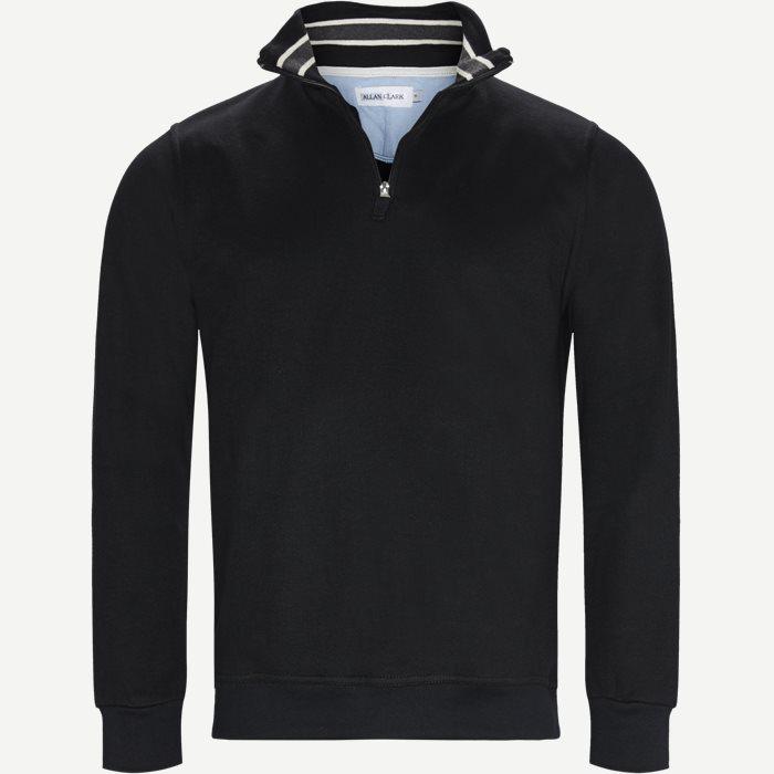 Bilbao Sweatshirt - Sweatshirts - Regular - Sort