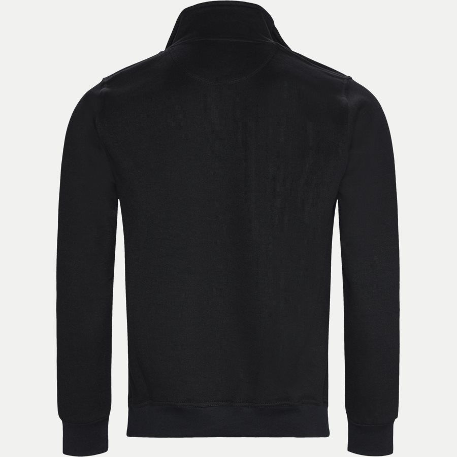 BILBAO - Bilbao Sweatshirt - Sweatshirts - Regular - BLACK - 2