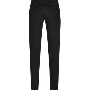 Handmade Tailored Jeans Slim | Handmade Tailored Jeans | Sort