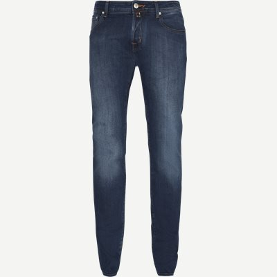 Handmade Tailored Jeans Slim | Handmade Tailored Jeans | Denim