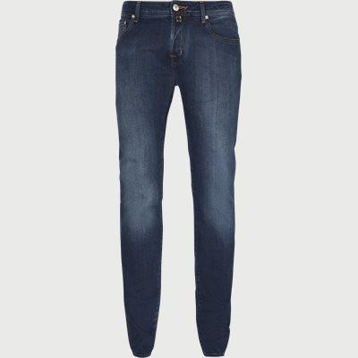 Handmade Tailored Jeans Slim | Handmade Tailored Jeans | Denim