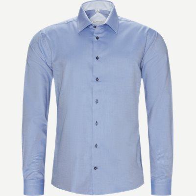 Lauritz Skjorte Modern fit | Lauritz Skjorte | Blå