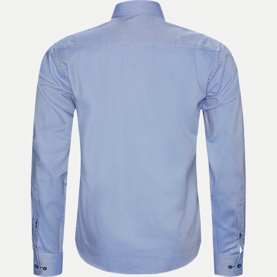 LAURITZ - Lauritz Skjorte - Skjorter - Modern fit - BLUE - 2